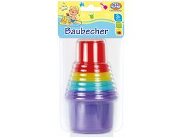 Mueller Toy Place Baubecher