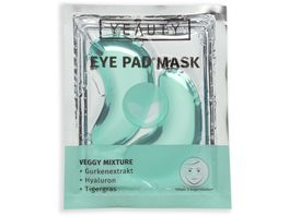 YEAUTY Eye Pad Mask Veggy Mixture