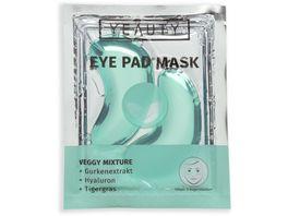YEAUTY Veggy Mixture Eye Pad Mask