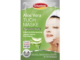 Schaebens Aloe Vera Tuchmaske
