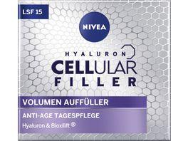 NIVEA Hylouron Cellular Filler Volumen Auffueller Tagespflege