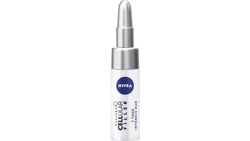 NIVEA Hyaluron Cellular Filler 7 Tage Intensiv Kur
