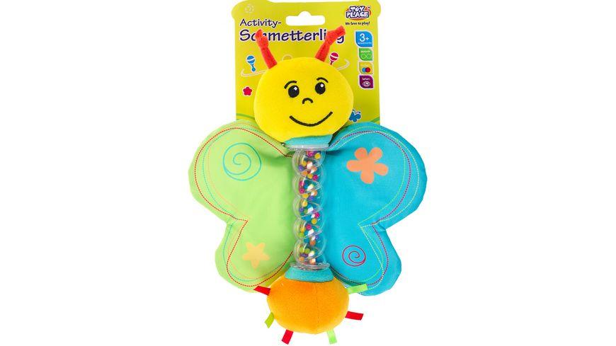 Müller - Toy Place - Rassel Schmetterling