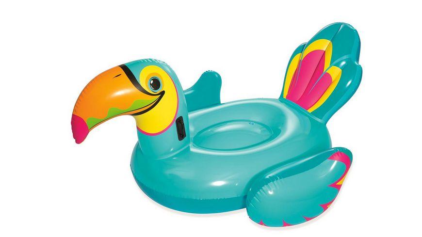 """Bestway - Schwimmtier """"Toucan"""" ab 14 Jahren 207 x 150 cm"""