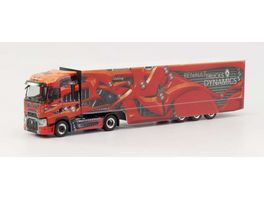 Herpa 310796 Renault Deutschland Promotion Truck Tour de Dynamics