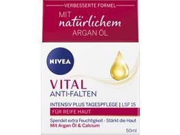 NIVEA VITAL Anti Falten Intensiv Plus Tagespflege