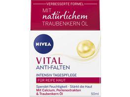 NIVEA VITAL Anti Falten Intensiv Tagespflege