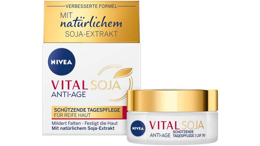 NIVEA VITAL SOJA Schützende Tagespflege online bestellen..