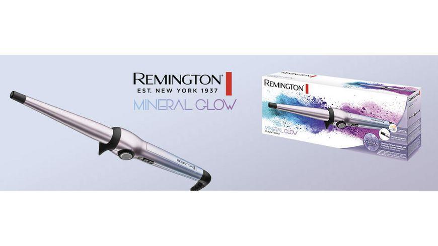 REMINGTON Mineral Glow Lockenstab CI5408