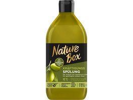 NATURE BOX Kraeftigungs Spuelung Oliven Oel