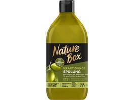 NATURE BOX Kraeftigungs Spuelung Oliven Oel