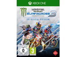 Monster Energy Supercross 3 The Official Video
