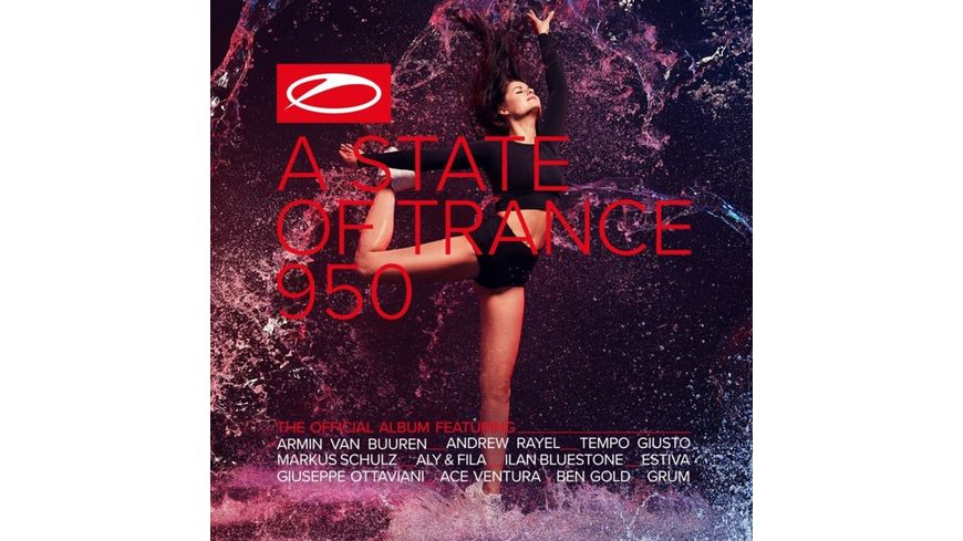 A State Of Trance 950 The Official Compilation