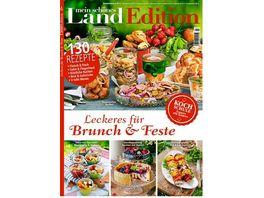Land Edition Leckeres fuer Brunch und Feste