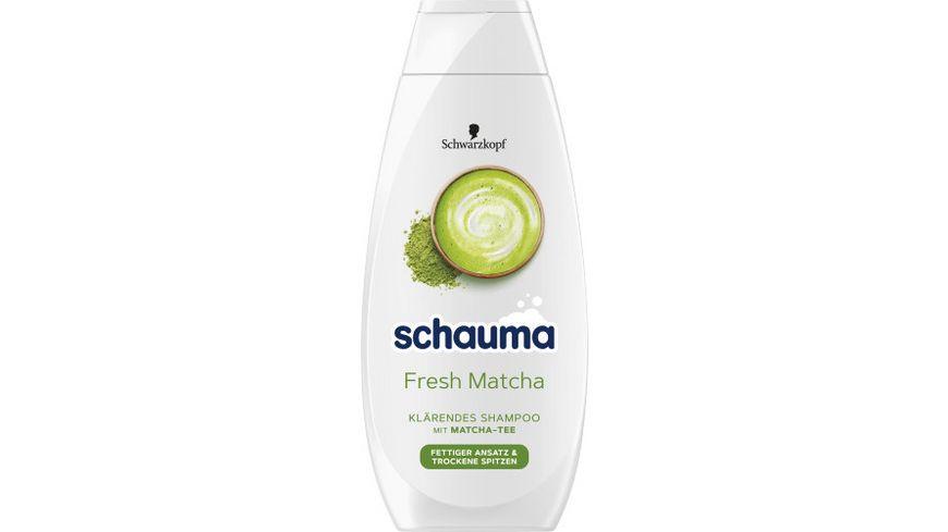 SCHAUMA Shampoo Detox & Pflege
