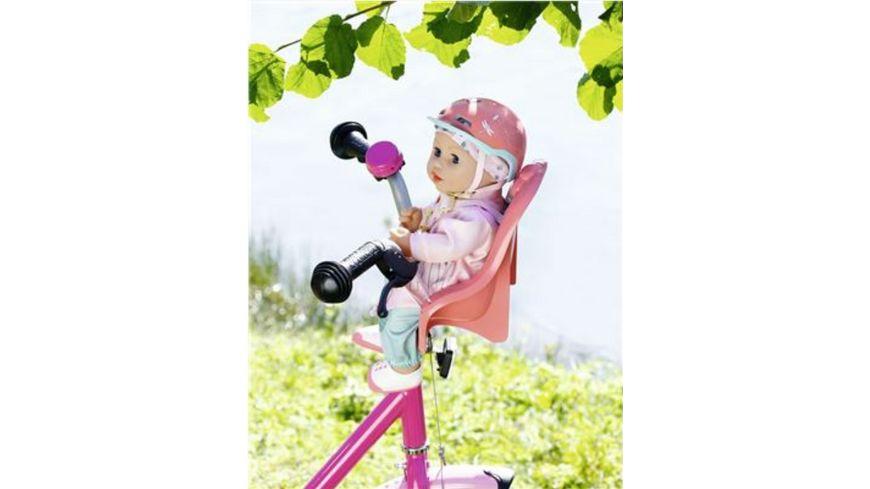 Zapf Creation Baby Annabell Active Fahrradsitz