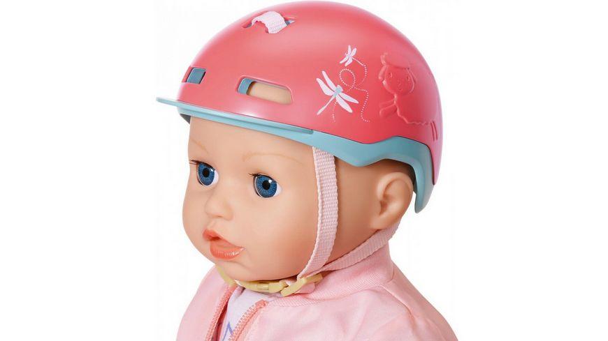 Zapf Creation Baby Annabell Active Fahrradhelm