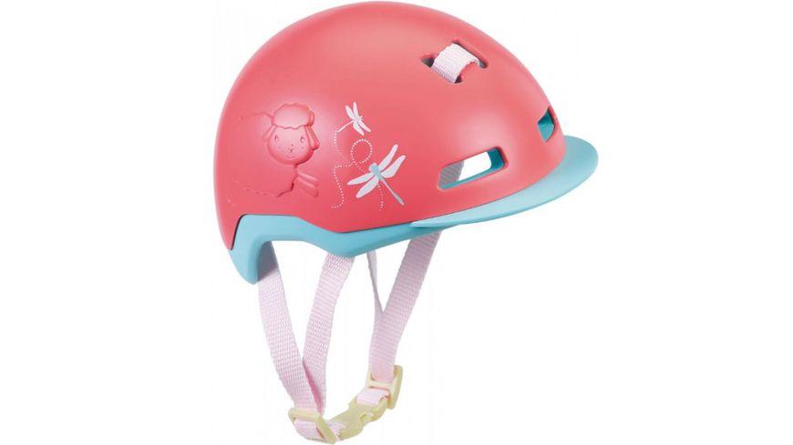 Zapf Creation - Baby Annabell Active Fahrradhelm