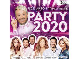 Ross Antony praesentiert Party 2020
