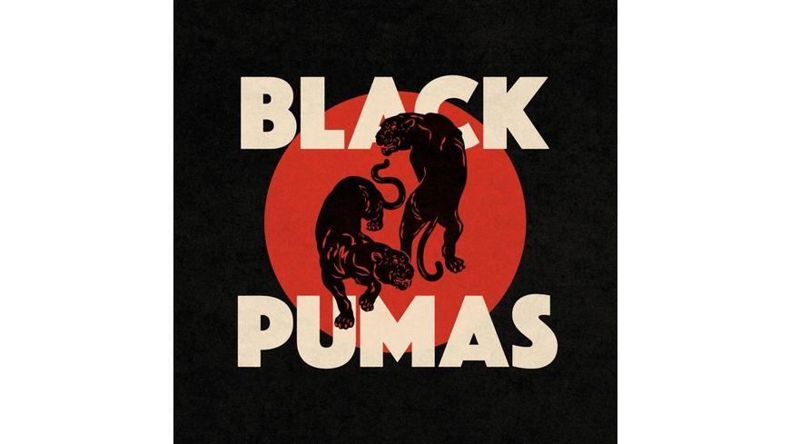 Black Pumas Deluxe 2CD