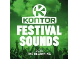 Kontor Festival Sounds 2020 The Beginning