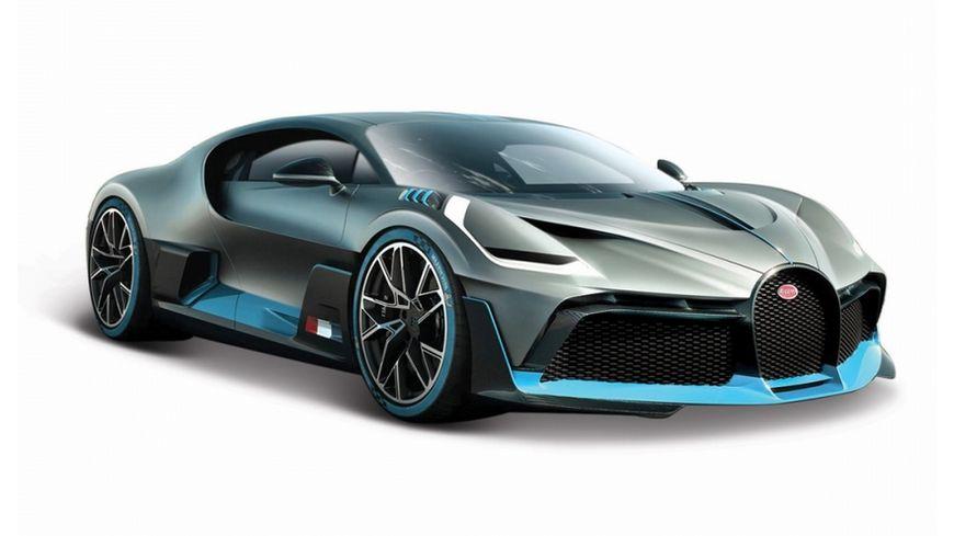 Maisto 1 24 27 Special Edition Bugatti Divo