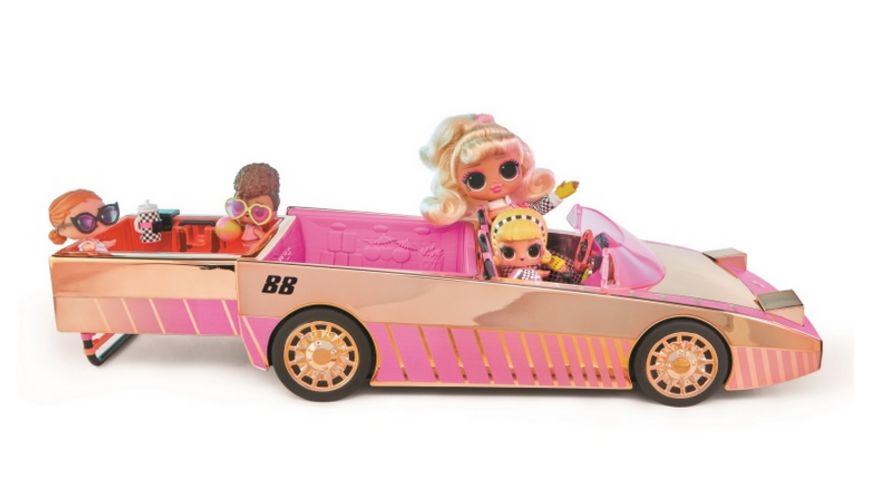 L O L SURPRISE Car Pool Coupe