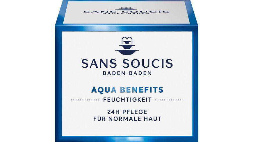 SANS SOUCIS Aqua Benefits 24h Pflege