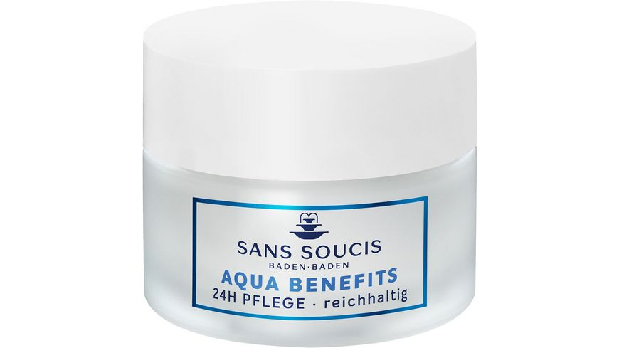 SANS SOUCIS Aqua Benefits 24 Pflege reichhaltig