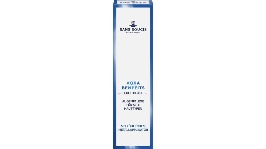 SANS SOUCIS Aqua Benefits Augenpflege