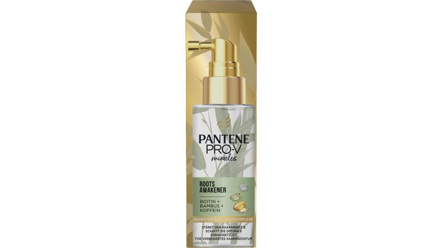 Pantene Pro-V Miracles Haarstärkende Intensivpflege