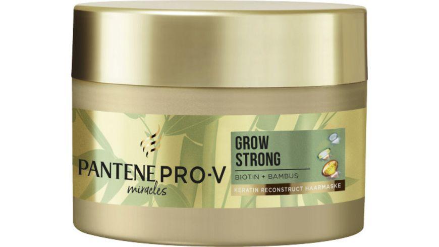Pantene Pro V Miracles Grow Strong Keratin Reconstruct Haarmaske