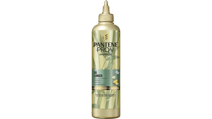 Pantene Pro V Miracles Go Longer Protein Reconstruct Leave In Haarpflegecreme