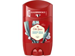 Old Spice Deep Sea Deodorant Stick