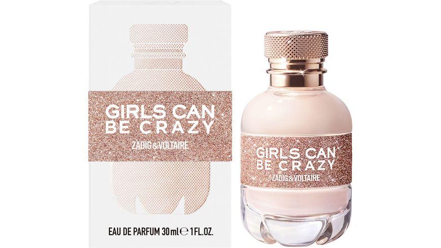 ZADIG VOLTAIRE Girls Can Be Crazy Eau de Parfum
