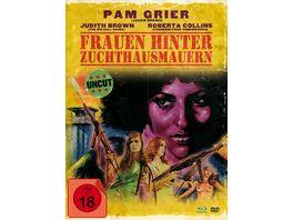 Frauen hinter Zuchthausmauern Limited 2 Disc Mediabook Edition auf 1500 Stueck Uncut Blu ray