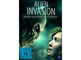 Alien Invasion Unheimliche Begegnung der toedlichen Art