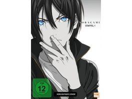 Noragami Gesamtedition Staffel 1 Episode 01 12 2 DVDs