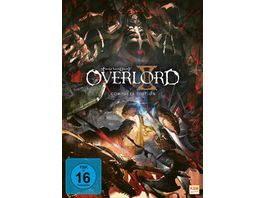 Overlord Complete Edition Staffel 2 3 DVDs