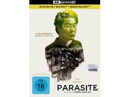 Parasite Mediabook B 4K Ultra HD Blu ray Bonus Blu ray