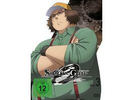Steins Gate 0 Vol 3 2 DVDs