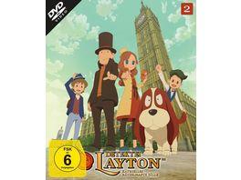 Detektei Layton Katrielles raetselhafte Faelle Volume 2 2 DVDs