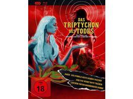 Das Triptychon des Todes Mediabook 3 BRs