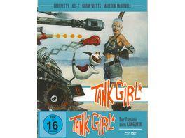 Tank Girl Mediabook B DVD