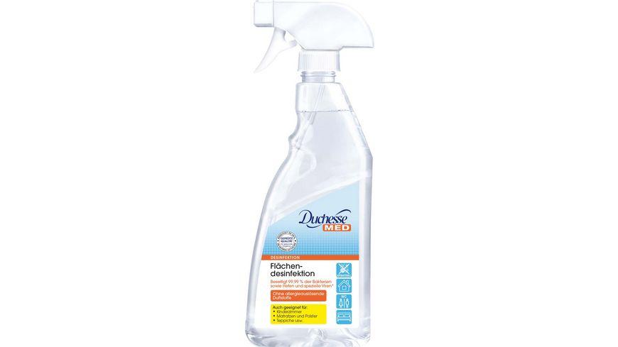Duchesse Med Flaechendesinfektionsspray