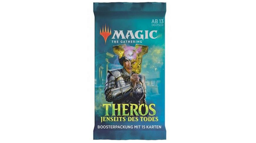 Magic the Gathering - Theros: Jenseits des Todes Booster