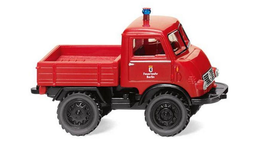 WIKING 036804 Feuerwehr Unimog U 401 1 87