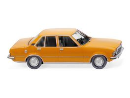 WIKING 079304 Opel Rekord D orange 1 87