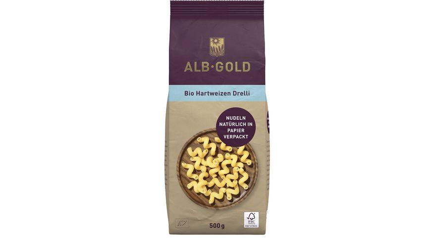 ALB GOLD Bio Hartweizen Drelli