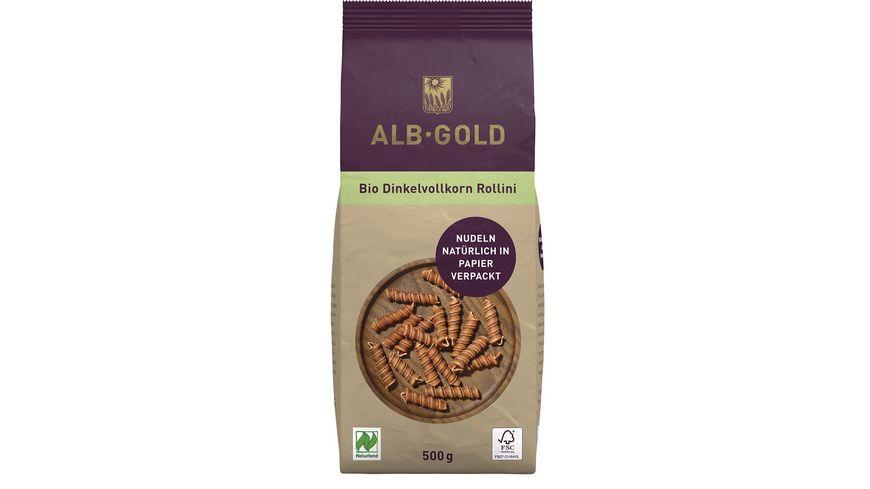 ALB GOLD Bio Dinkelvollkorn Rollini Naturland